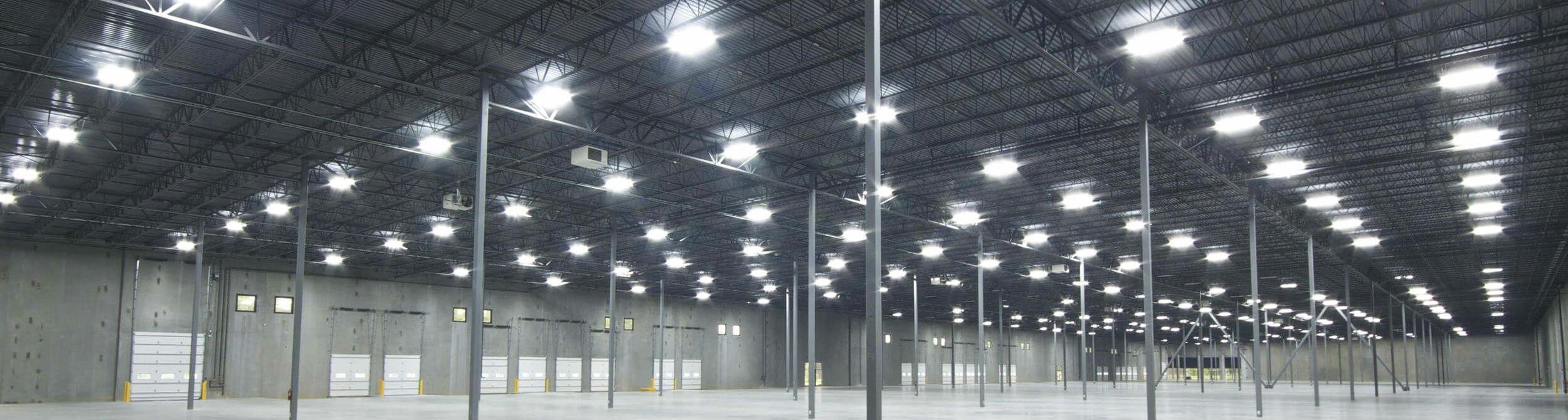 Led high bay warehouse lighting led industrial lighting nz pure led